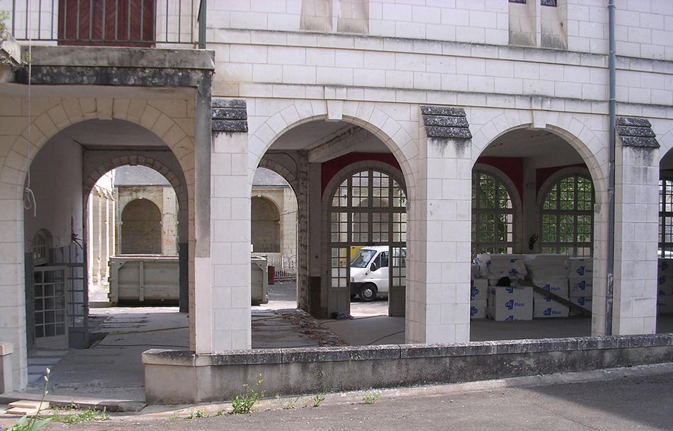 Abbaye-ext-rdc-chantier